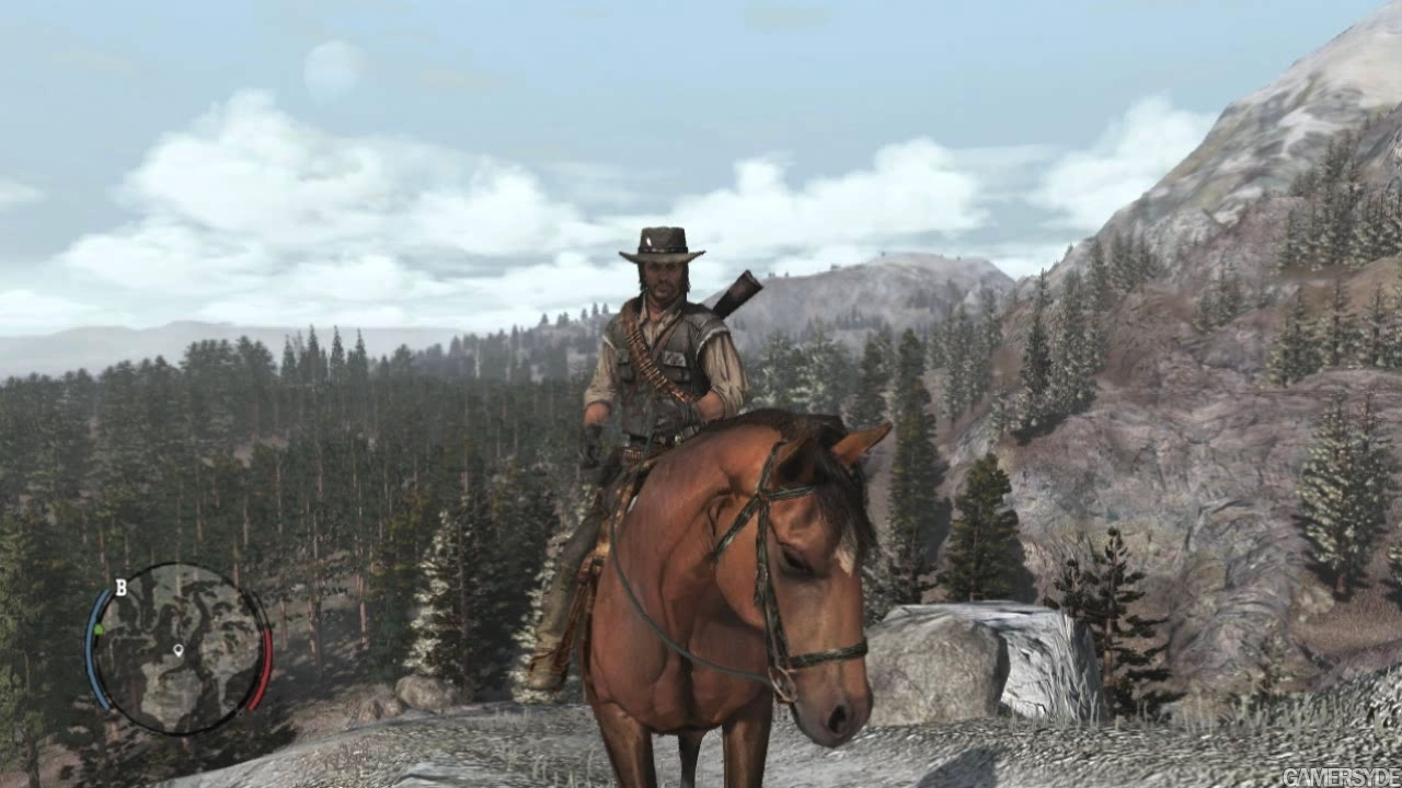how to go to mexico in red dead redemption