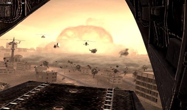 Call of Duty 4: Modern Warfare Nuke