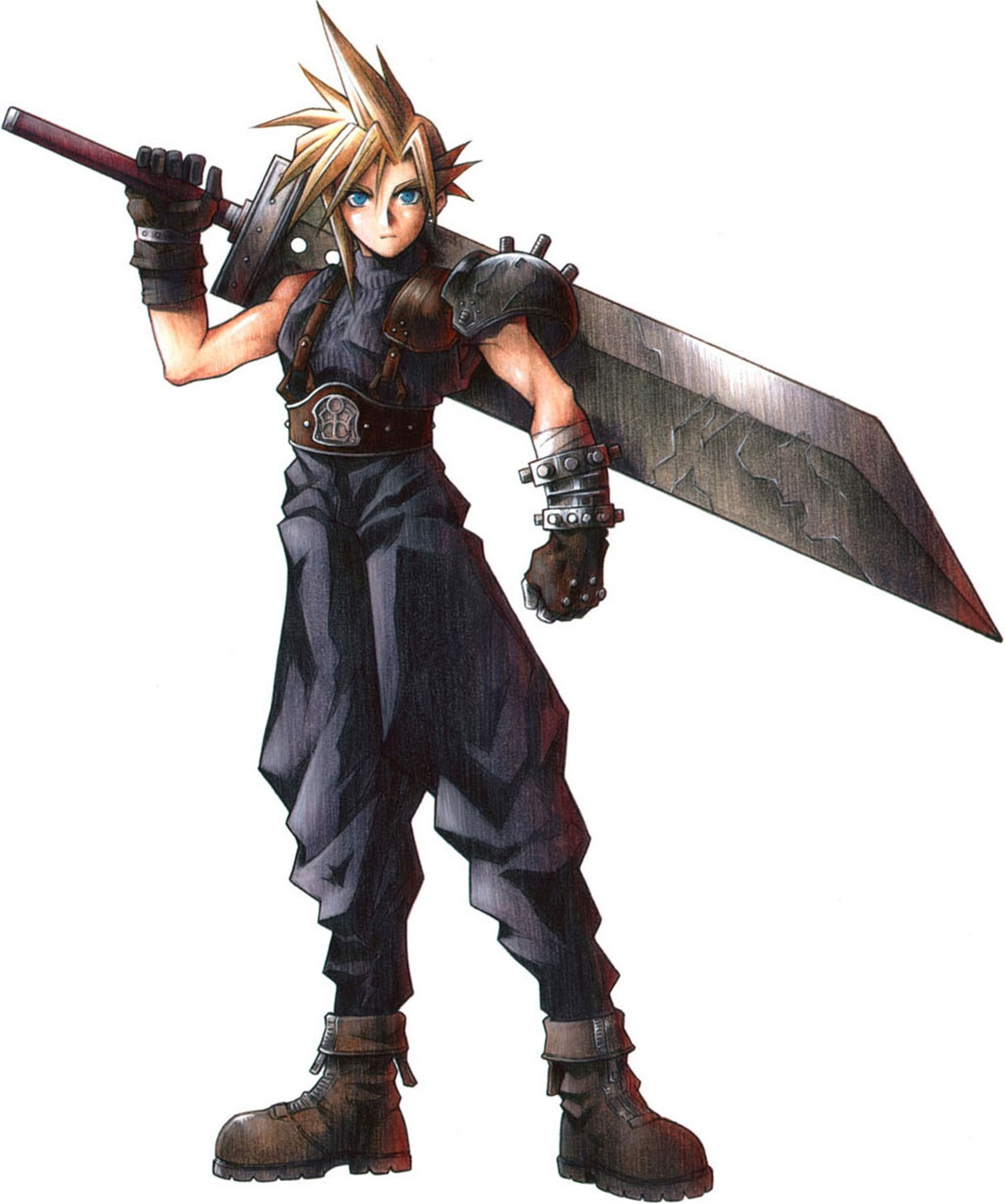 Most JRPG protagonists – Any JRPG