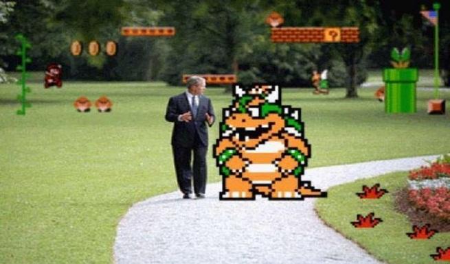 Bowser – Mario Bros.