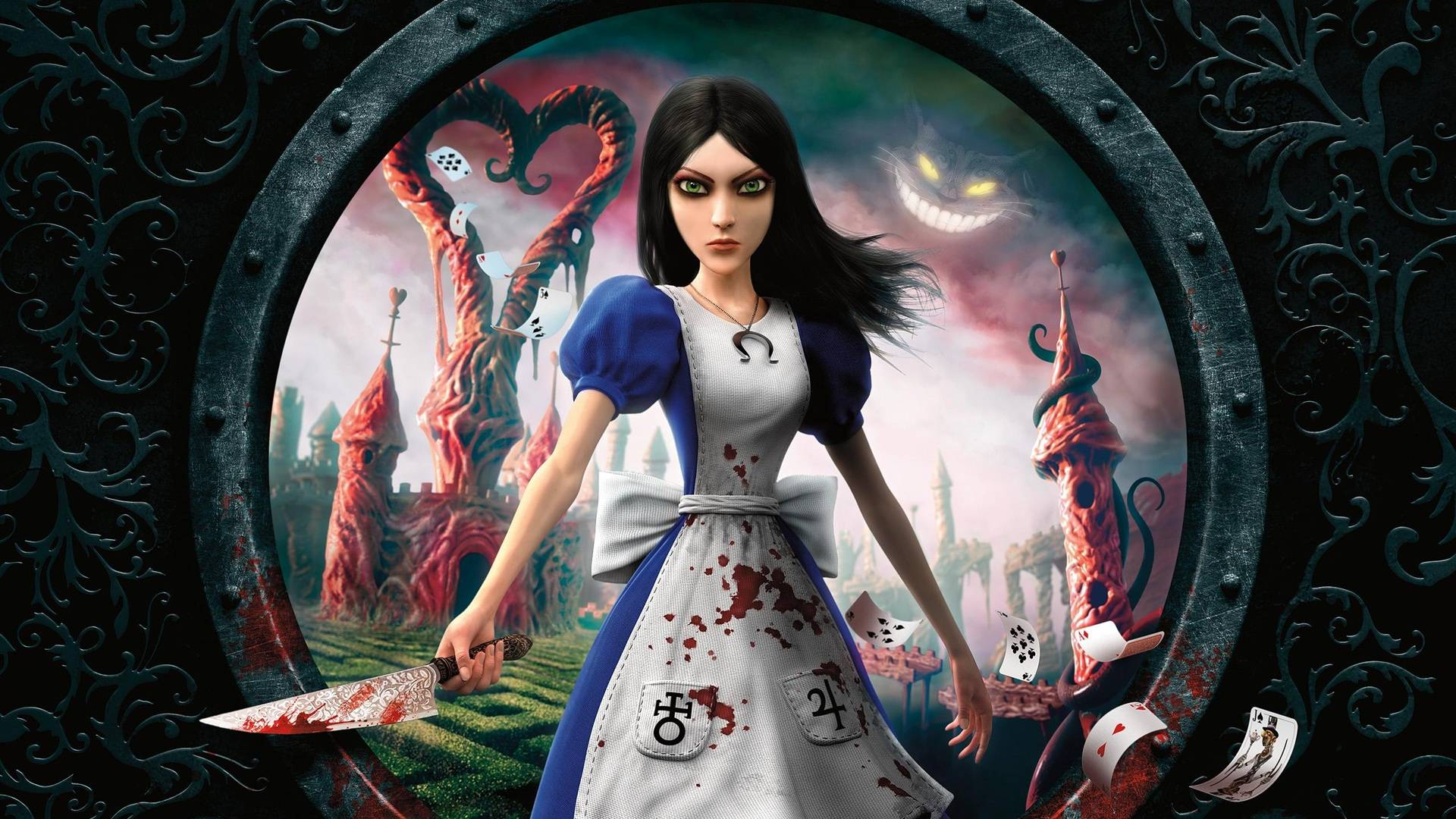 Alice Madness Returns Wallpapers In Full 1080P HD