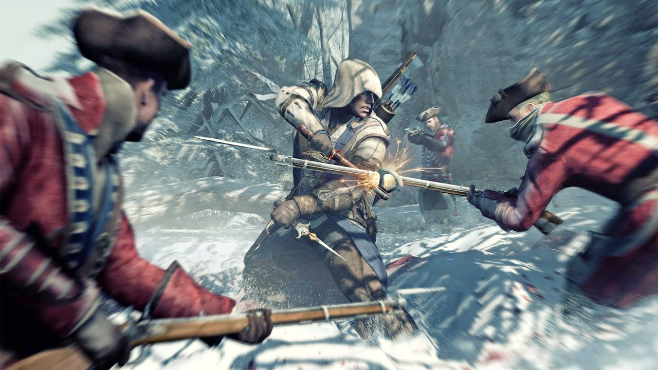Assassins Creed 3 Wallpapers in HD « GamingBolt.com: Video ...
