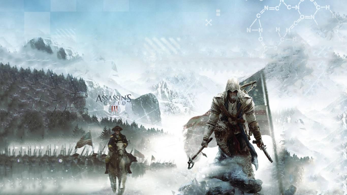 Source Arten19deviantart Art Assassins Creed 3 Wallpaper 288057660