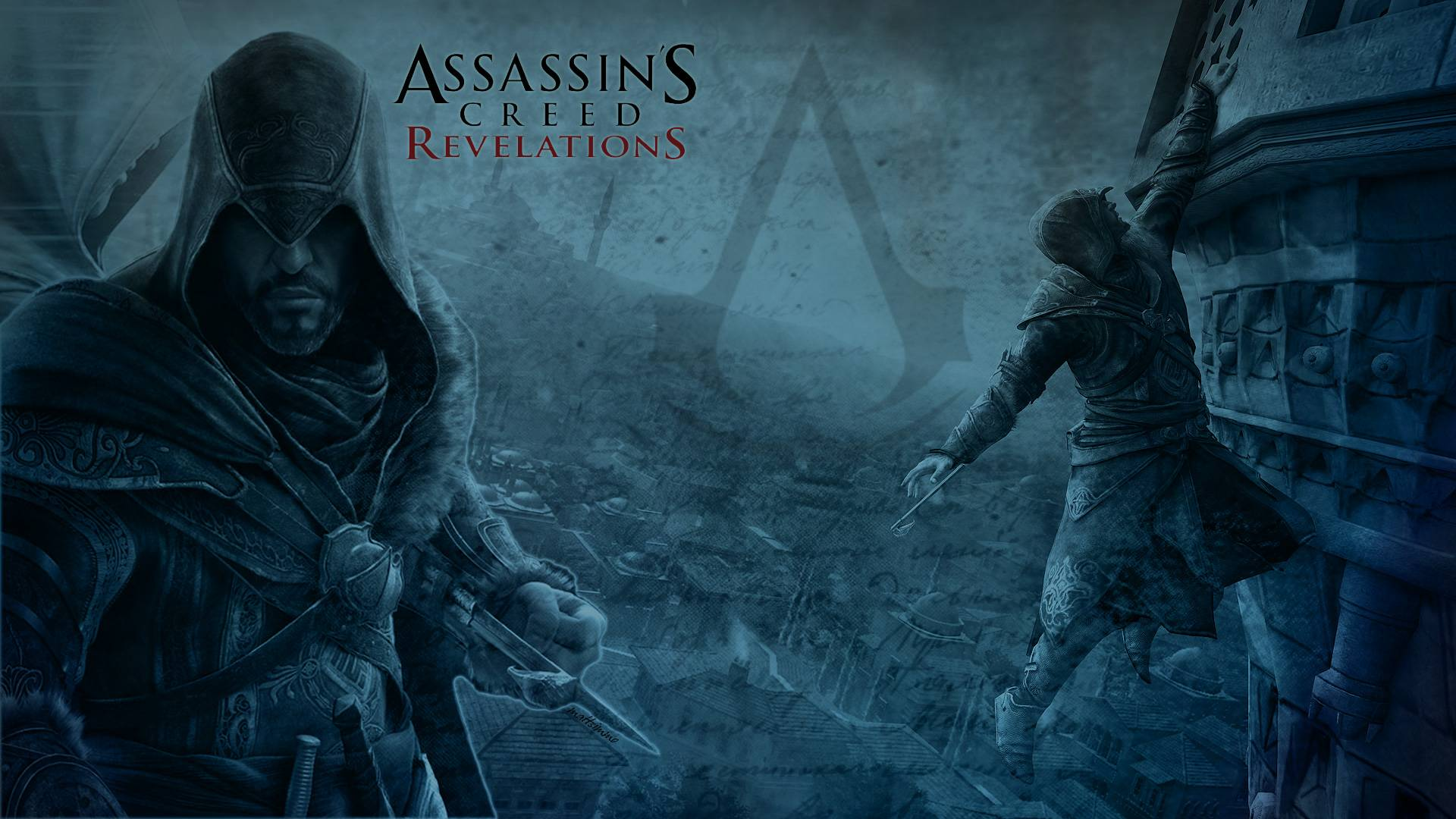Assassins Creed Revelations Wallpapers In 1080p Hd Page 2