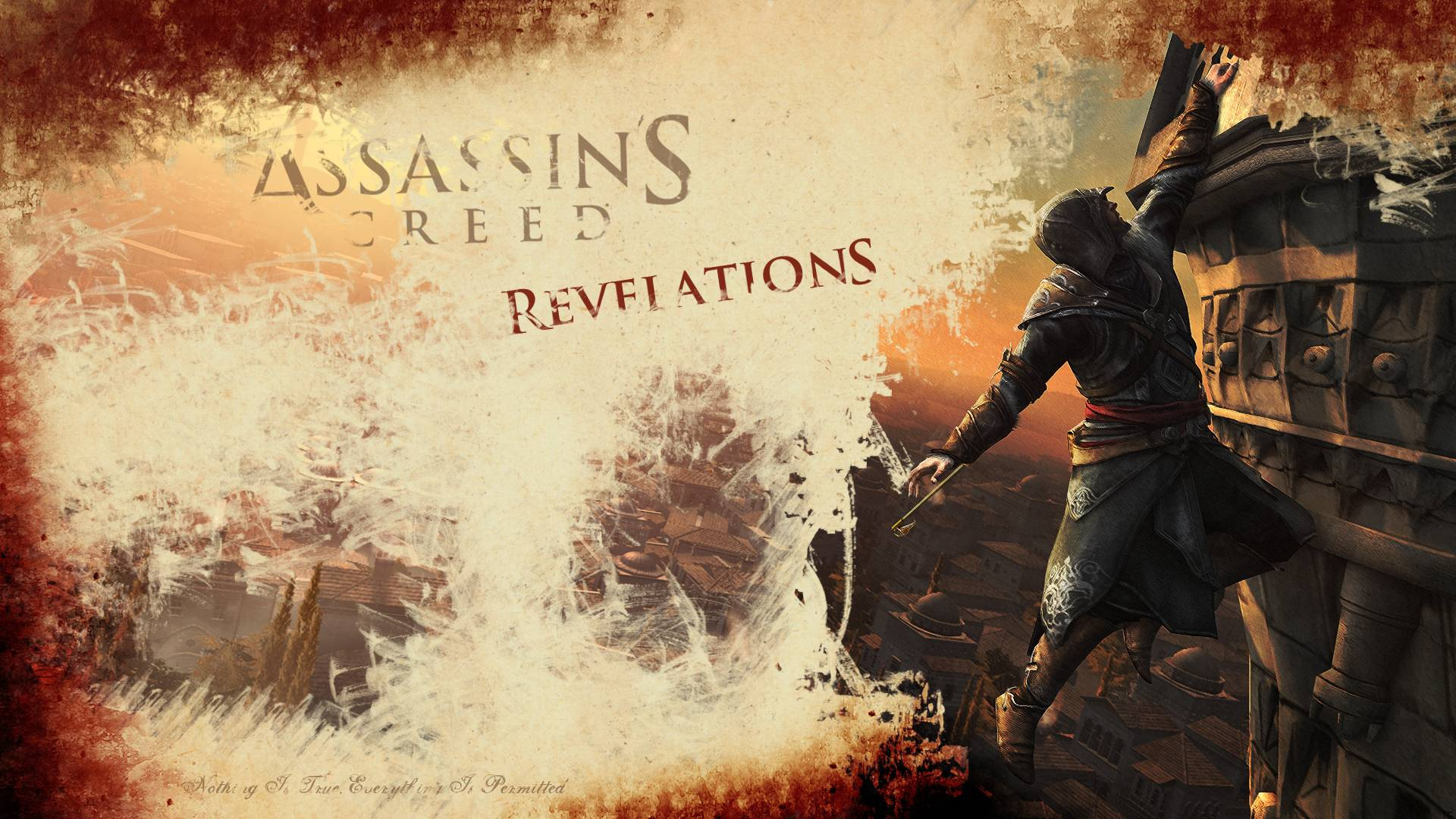 Assassins Creed Revelations Wallpapers In 1080p Hd Page 3