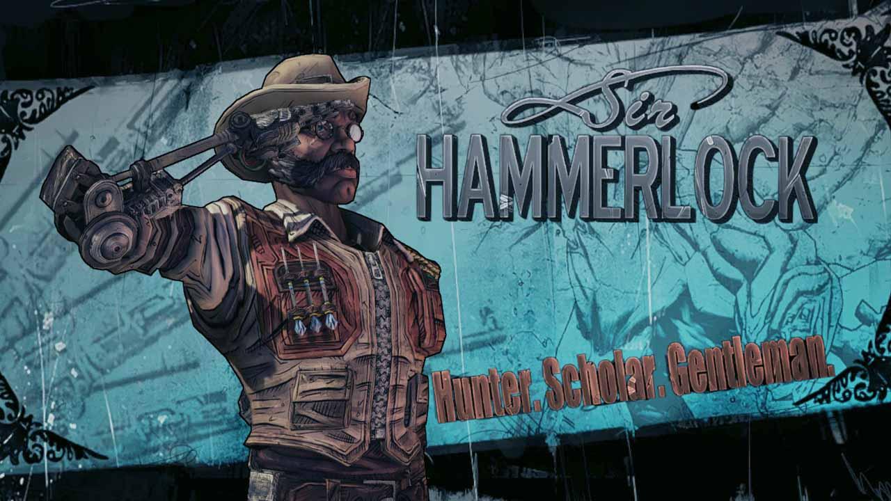 Sir Hammerlock