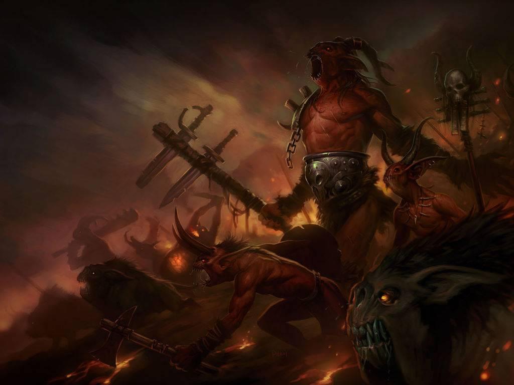 Diablo 3 Wallpapers In Hd Page 2