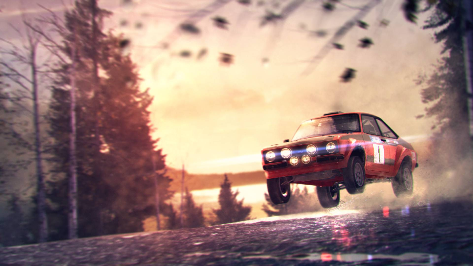 10 Best Gaming Wallpaper Hd 1920x1080 Full Hd 1080p For Pc: DiRT 3 Wallpapers In Full 1080P HD