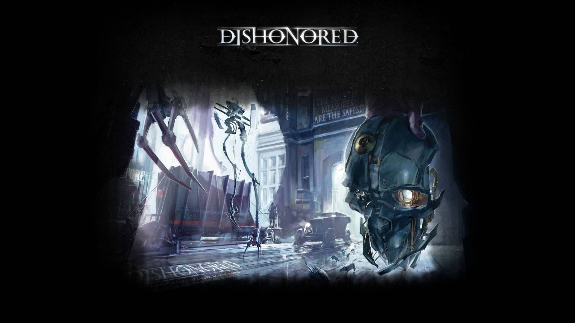 Dishonored Wallpapers In HD