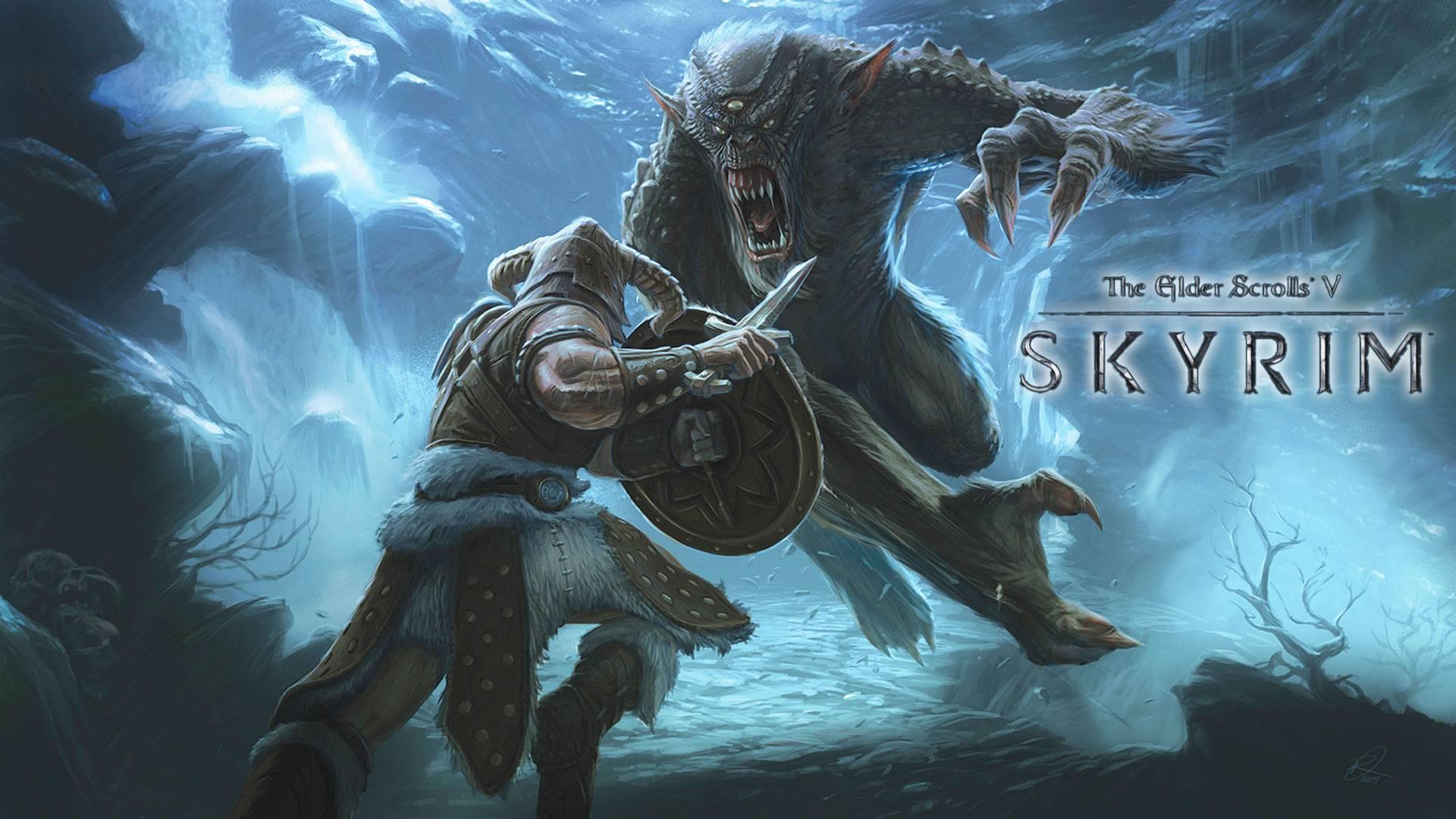 Elder Scrolls V Skyrim Wallpapers In Full 1080p Hd Page 4