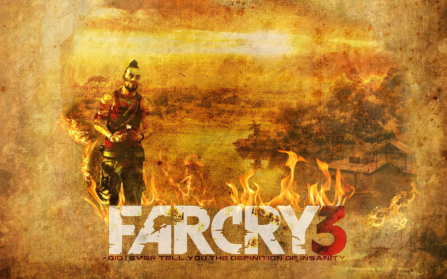 far cry 3 wallpapers in 1080p hd « video game news, reviews