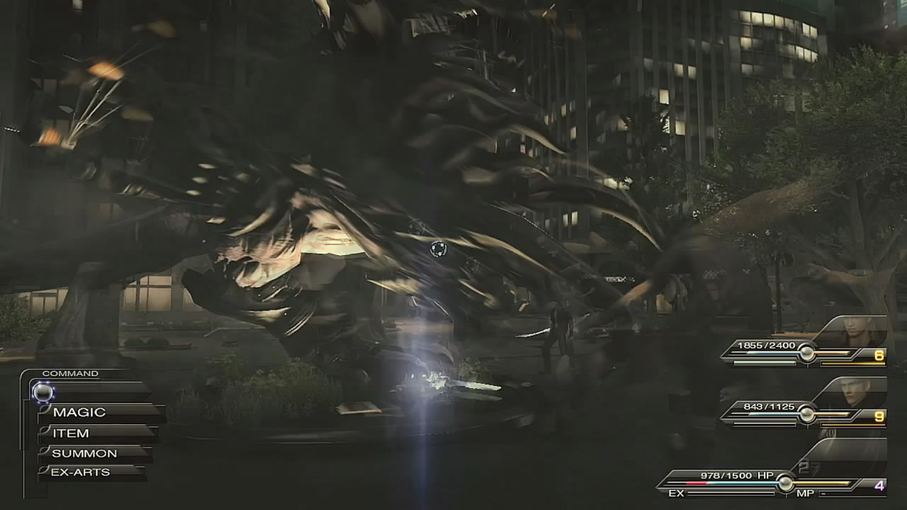 FF Versus XIII gameplay screenshots and they are truly stunningFinal Fantasy Xiii Gameplay
