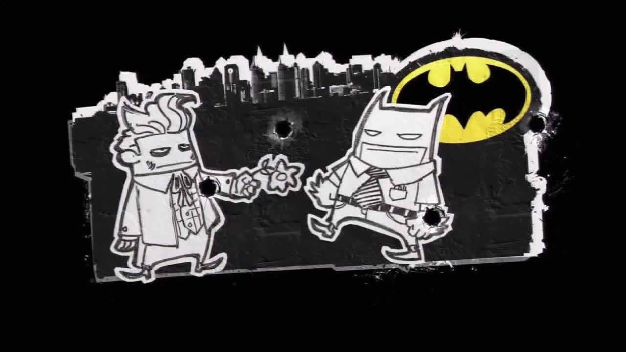 Gotham City Impostors Wallpaper Gotham-city-impostors-hd