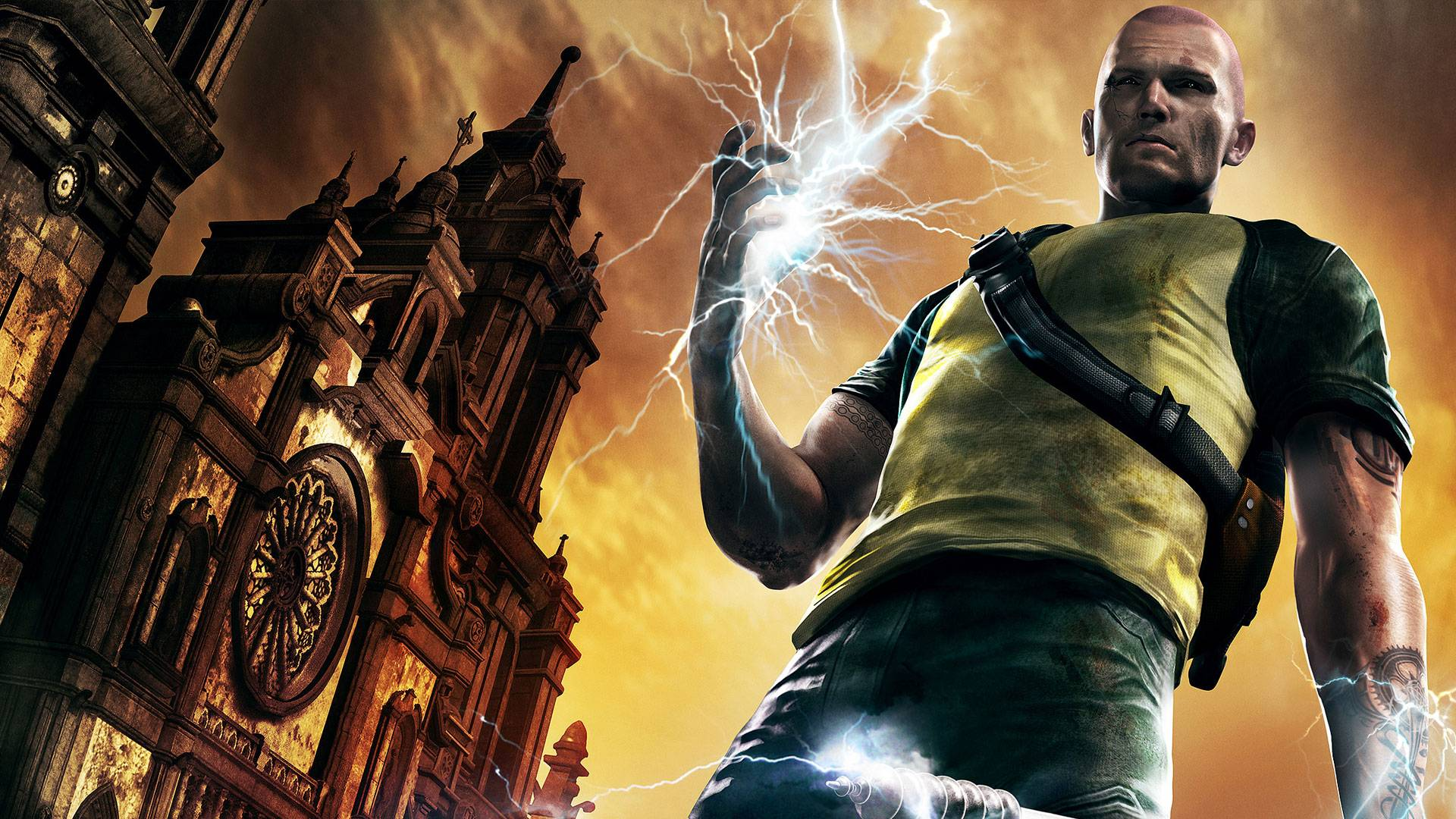 Infamous Wallpaper Hd inFamous 2 Wallpapers ...