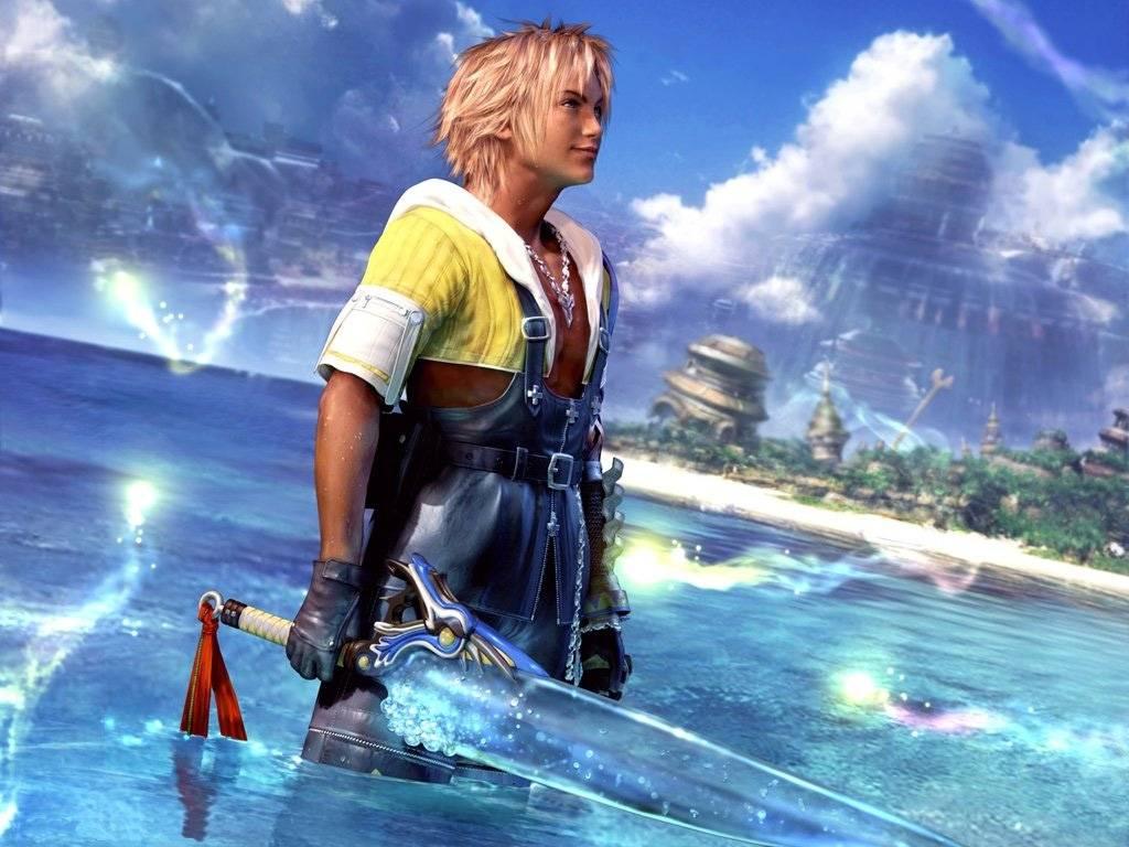 Final Fantasy X CG