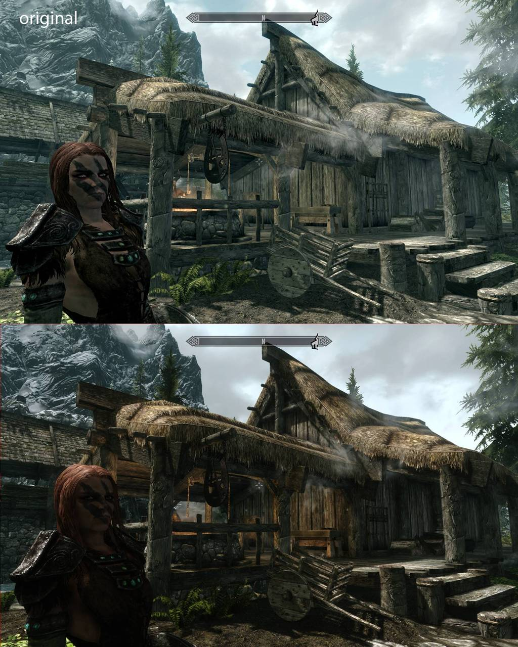6 & Latest Lighting and Realistic Colours mod for Skyrim Transforms the ...