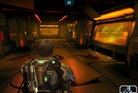 Mass Effect: Infiltrator Screenshots
