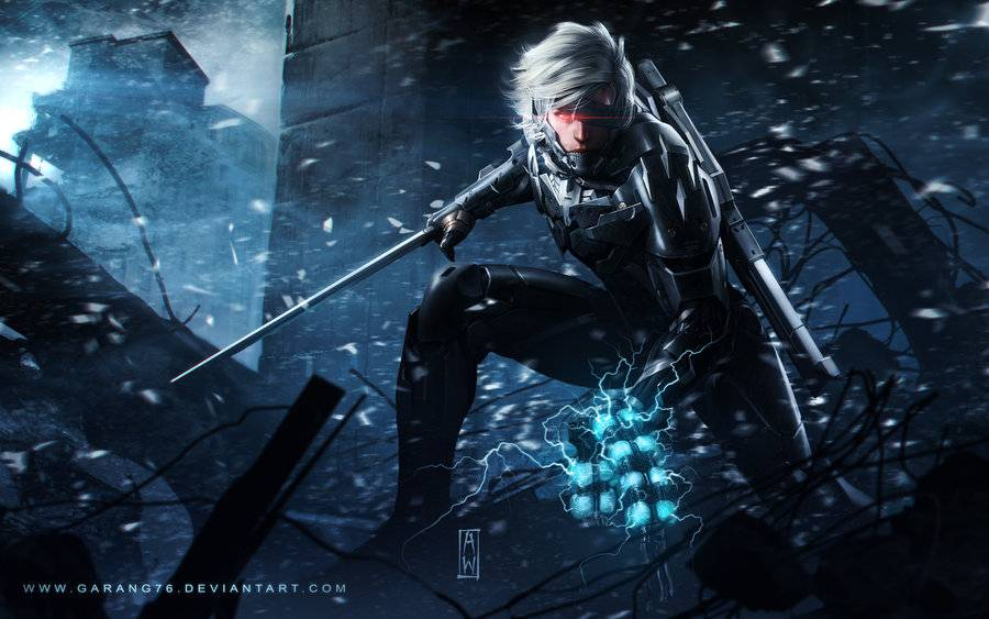 Metal gear rising revengeance wallpapers in hd gamingbolt source httpchekydotstudioiantartartraiden metal gear rising revengeance tribute 277760926 voltagebd Image collections