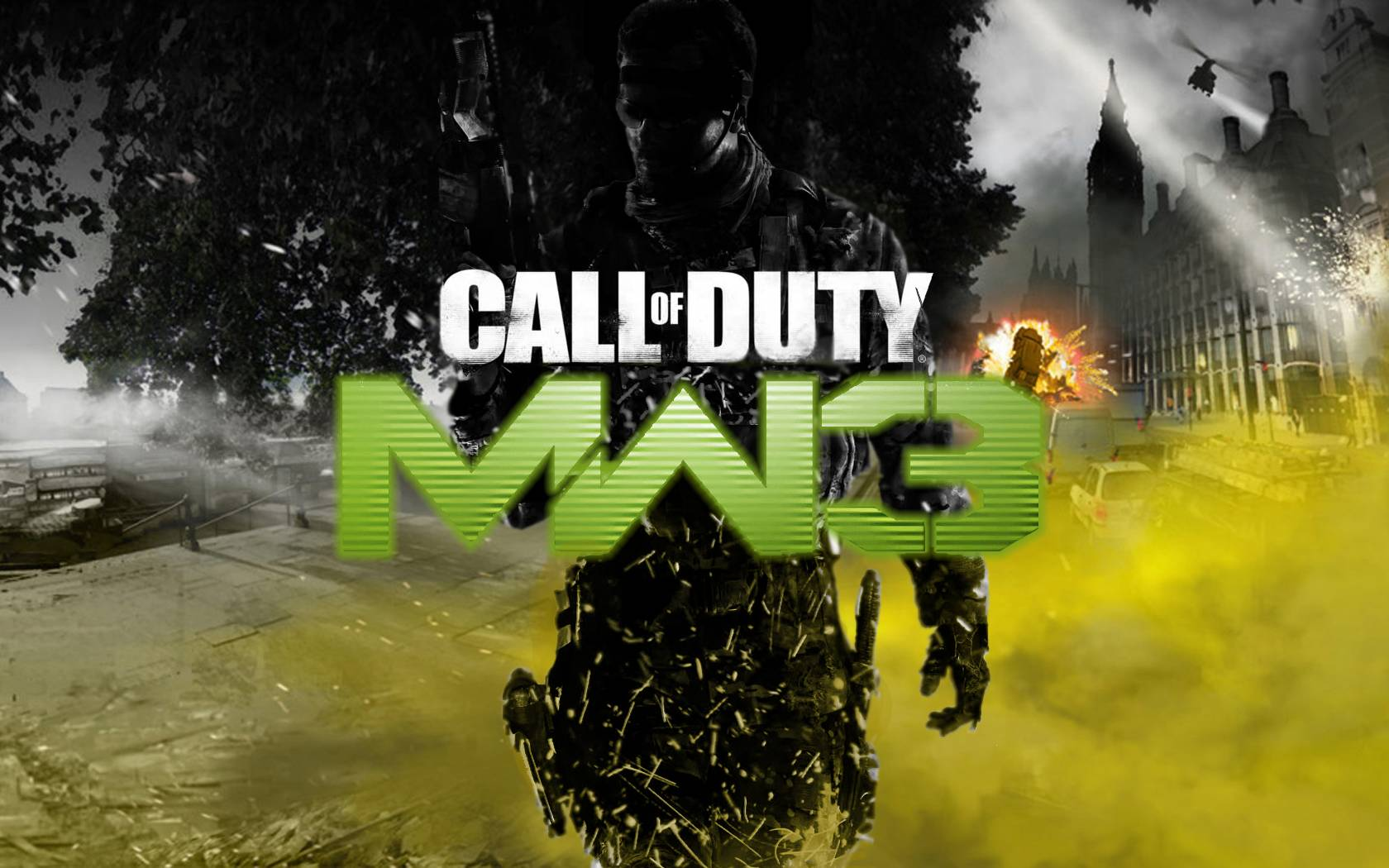 Modern Warfare 3 Wallpaper Hd 1080p