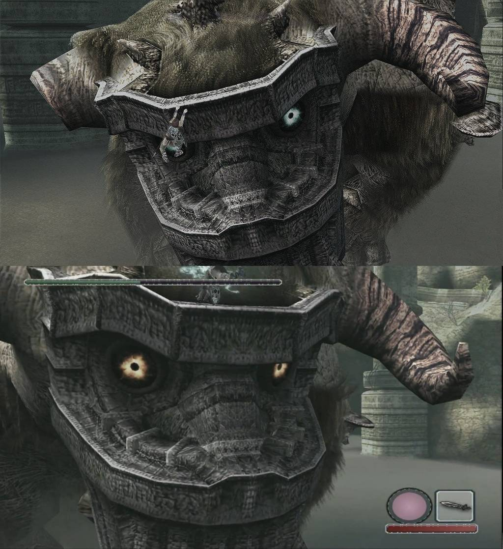 Shadow of the Colossus HD: PS3 vs PS2 Comparison | Page 2