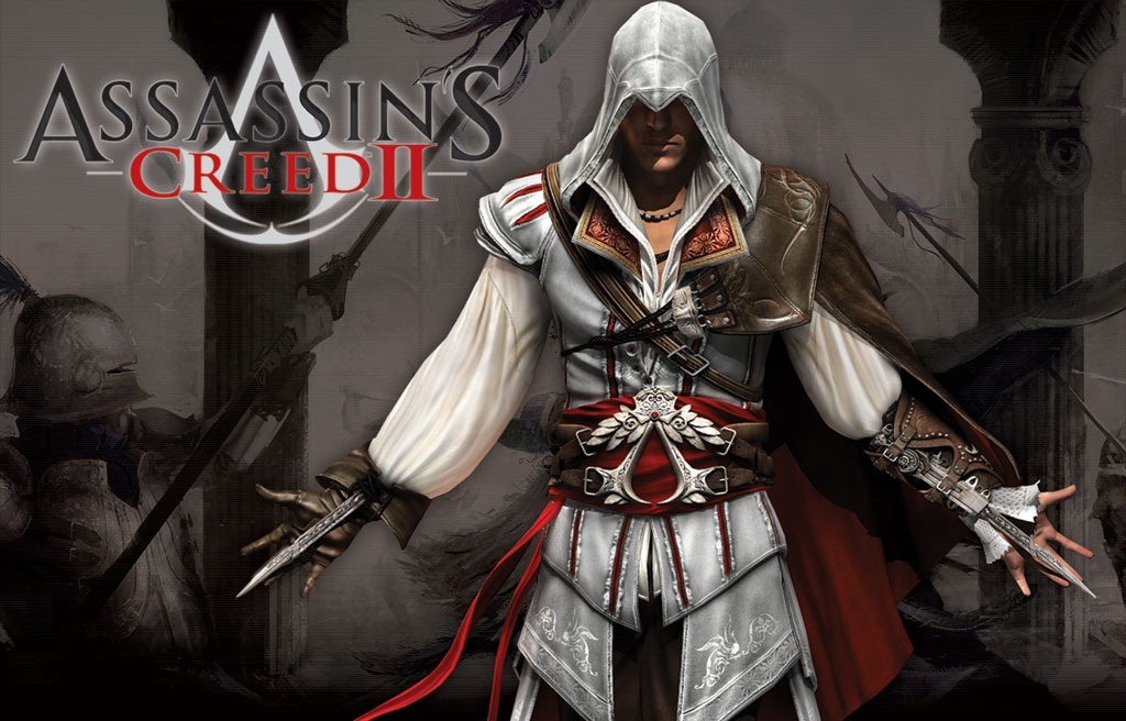 Ezio Auditore- Assassin\'s Creed