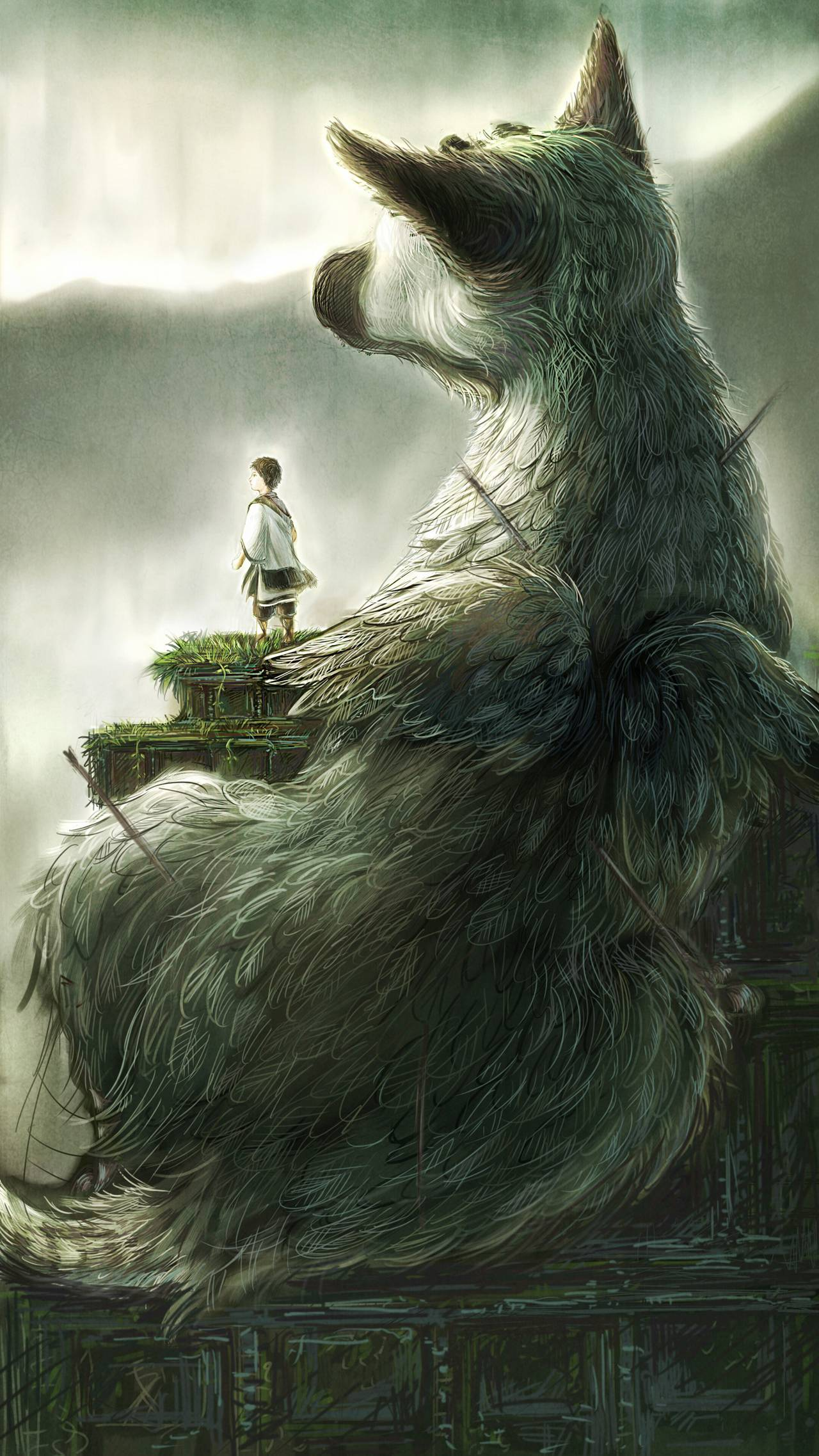 the last guardian wallpapers - photo #26