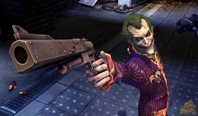 The Joker (Batman: Arkham Asylum)