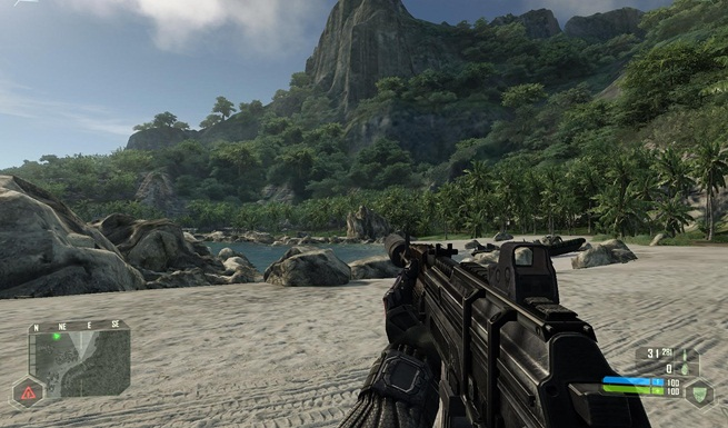 It's Crysis, what else needs