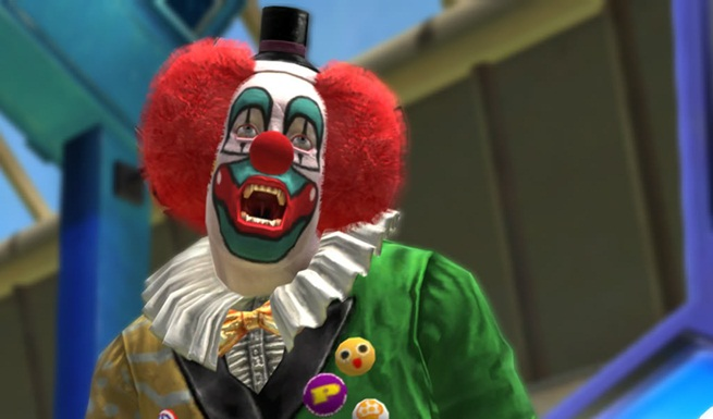 Adam the Clown – Dead Rising