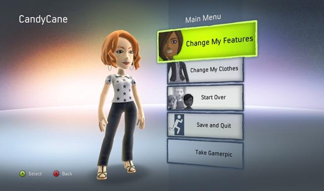 Online avatars