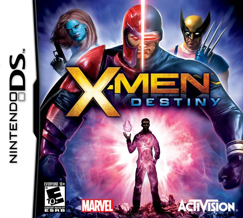 100. X-Men Destiny