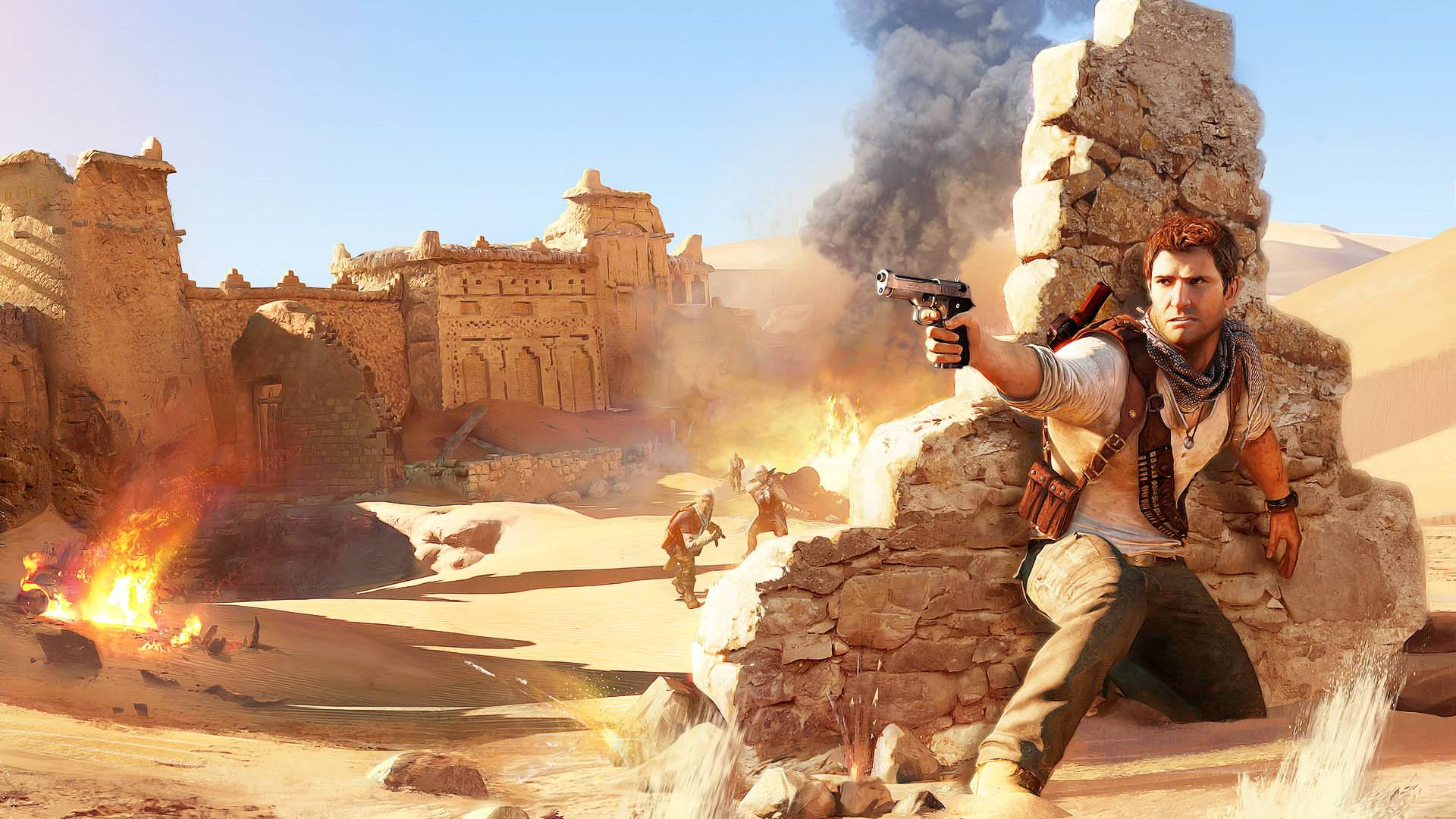 Uncharted 3 Wallpapers In Hd