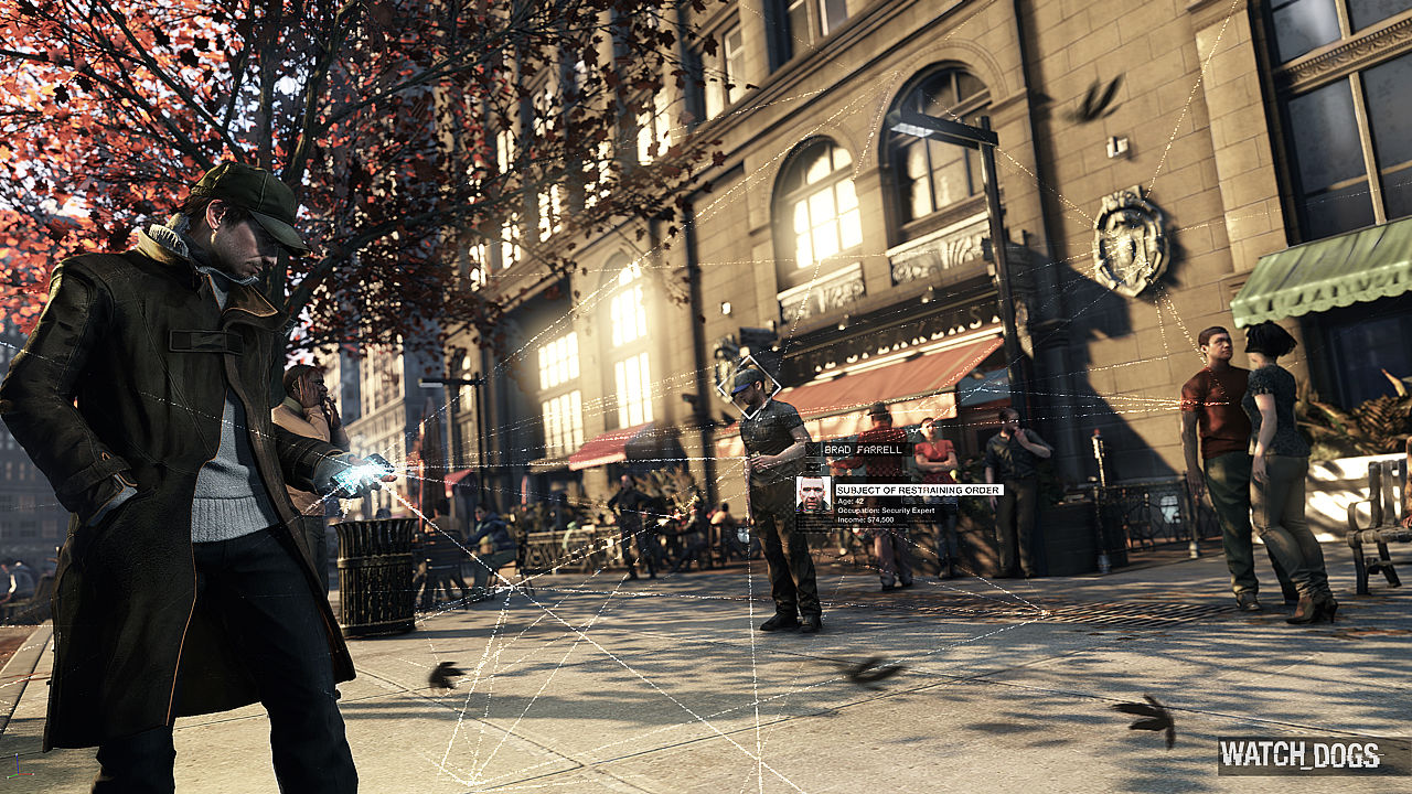 Watch Dogs Wallpapers in HD