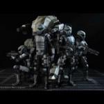 Interstellar Marines New Gameplay Video: Behind The Photo Session