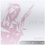 Final Fantasy XIII Playstation 3 Slim New Images