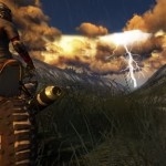 FUEL is arguably the most open-world game there is?