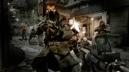 Perhaps surprisingly, Killzone 2 easily stole the trophy from Modern Warfare 2.