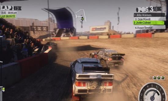 Dirt 2(Xbox 360)