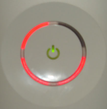 "The Red Brick Of Death (New Xbox 360 Already ""RROD'd"")"
