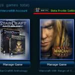 Starcraft 2 Beta appears on battle.net