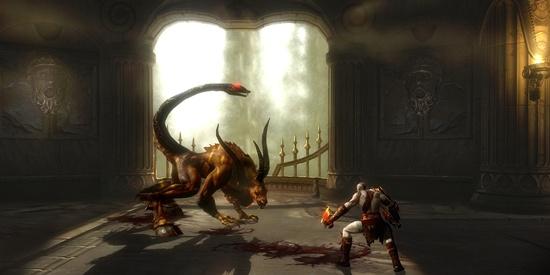 God of War'un gelişimi