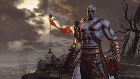 God Of War 3 V S God Of War 2 V S God Of War