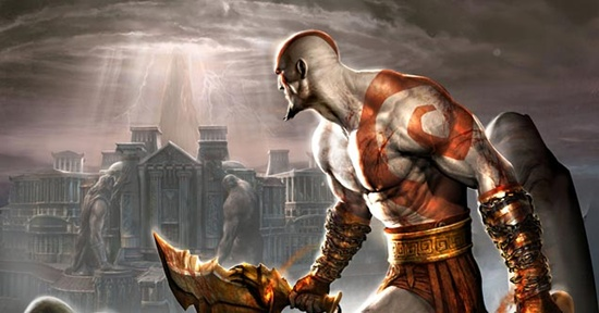 Amazing first 10 minutes of God of War 3 (HD Video)