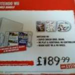 New Wii bundles coming to Europe