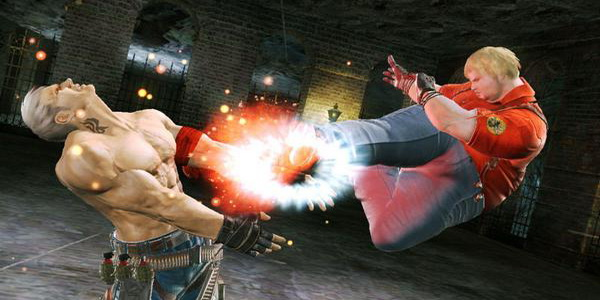 Tekken 6 features some great character models.