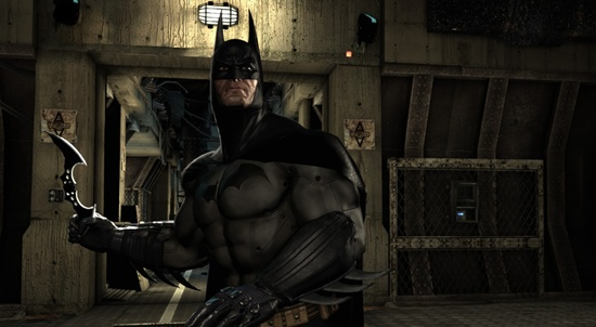 You know what? I am the only one...The Dark Knight!