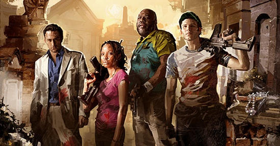 Left 4 Dead 2: Funny Moments of Getting Owned