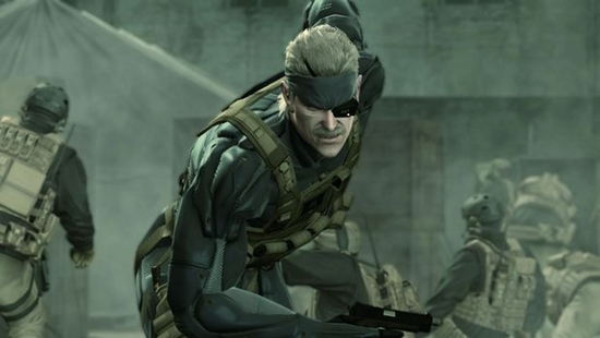 1080P MGS4 PSP2 footage will blow your mind away