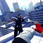 True Real Life Mirror's Edge: Chase Sequence