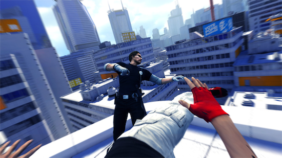 Many virtual cops were injured in the making of this game from kicks to the face.